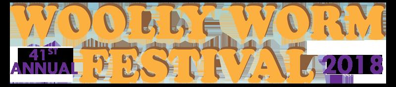 Woolly Worm Festival Logo