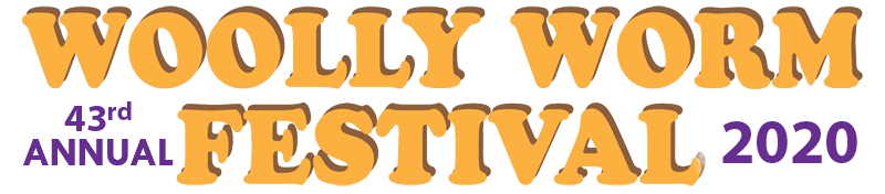 Woolly Worm Festival Logo